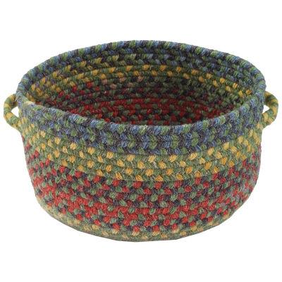 Capel Inc. High Rock Braided Basket