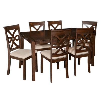 Leighton 7Pc Dining Set