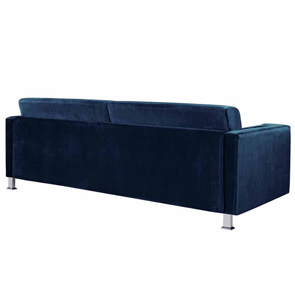 Chic Home Amarillo Velvet Sofa