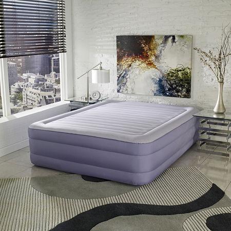 Simmons Fusionaire Express Mattress, One Size , Purple