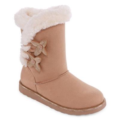 Arizona Womens Jacksboro Winter Boots Elastic