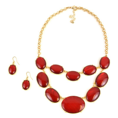 Mixit Gold Tone 3-pc. Jewelry Set