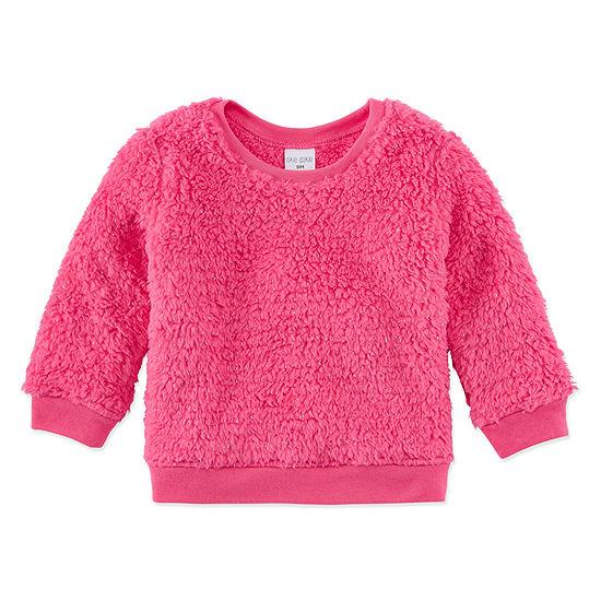 6b017d118 Okie Dokie Long Sleeve Sweatshirt - Baby Girls