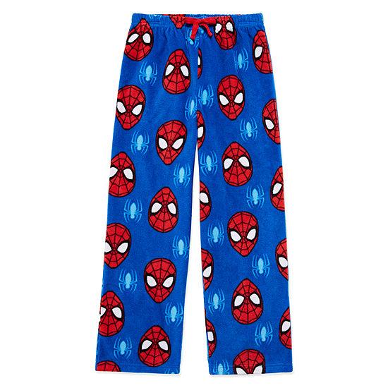 Spiderman Pajama Pant Big Kid Boys
