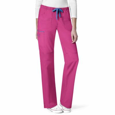 WonderWink® WonderFLEX 5508 Women's Joy Stylized Pocket Pant - Tall Plus