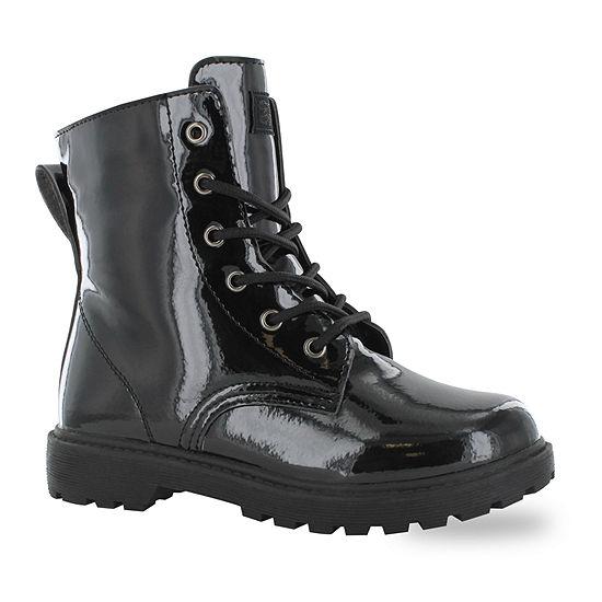 Gotta Flurt Little Kid/Big Kid Girls Gotta Flurt Combat Boots