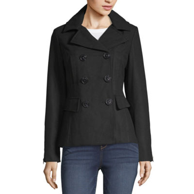 Maralyn And Me Heavyweight Peacoat-Juniors