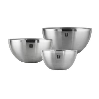 Tramontina Gourmet 3-pk. Double Wall Mixing Bowl
