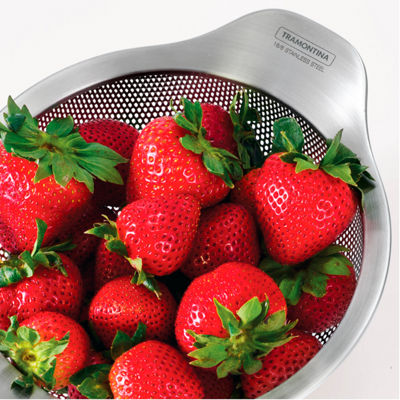 Tramontina Gourmet 2.5-qt. Stainless Steel Colander