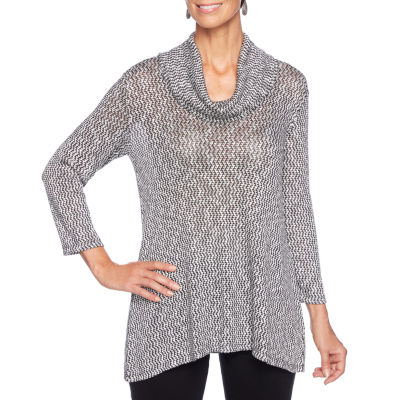 Lark Lane Night & Day Tunic Top