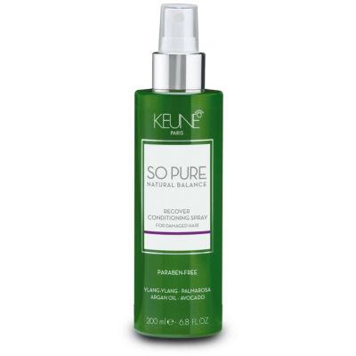 Keune Recover Conditioning Spray Leave in Conditioner-6.8 oz.
