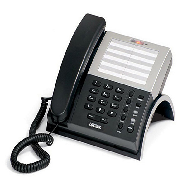 Cortelco ITT-1201 Basic Corded Single-Line Business Telephone