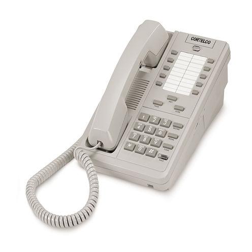 Cortelco ITT-2191-PG Patriot Corded Telephone - Pearl Gray