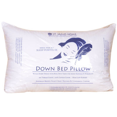 St. James Home 400TC Down All Sleepers Pillow