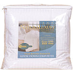 St. James Home All Season White Goose Down Comforter
