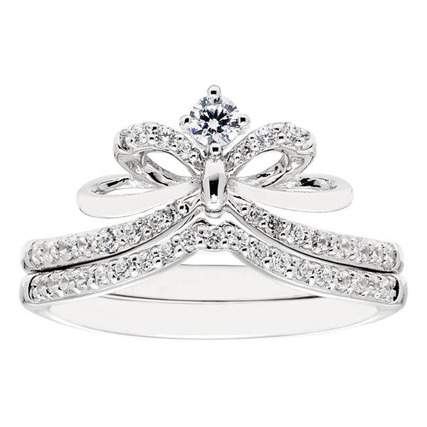 enchanted disney fine jewelry womens 1 3 ct t w genuine On enchanted disney fine jewelry jcpenney
