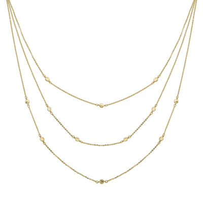 Womens Strand Necklace