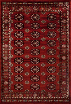 Concord Global Trading Persian Classics Collection Mahal Rug