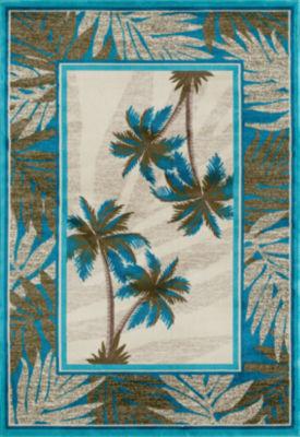 Art Carpet Palm Coast Frond Woven Round Rugs