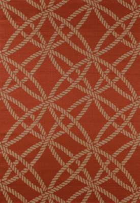Art Carpet Plymouth Roped Woven Rectangular Rugs