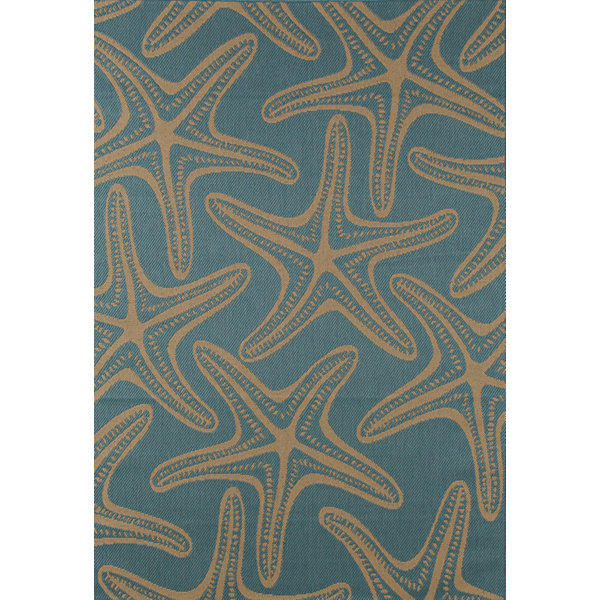 Art Carpet Plymouth Starfish Woven Rectangular Rugs