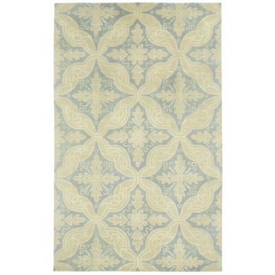 Capel Inc. Ben Hand Tufted Rectangular Rugs