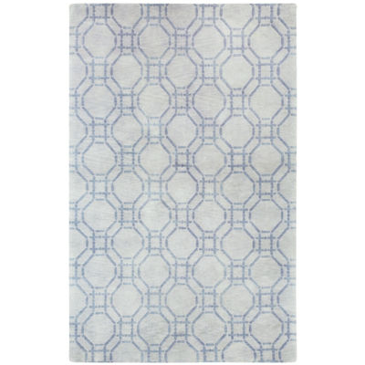 Capel Inc. COCOCOZY Hoop Hand Knotted Rectangular Rugs