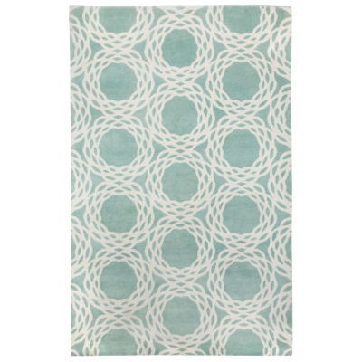 Capel Inc. COCOCOZY Princeton Hand Knotted Rectangular Rugs
