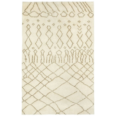 Capel Inc. Fortress-Marrakesh Hand Knotted Rectangular Rugs