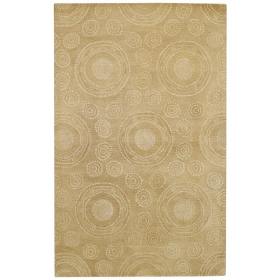 Capel Inc. Spindles Hand Tufted Rectangular Rugs