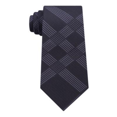 Van Heusen Narrow Grid Tie
