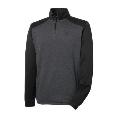 Champion Tech Fleece Quarter-Zip Pullover Athletic