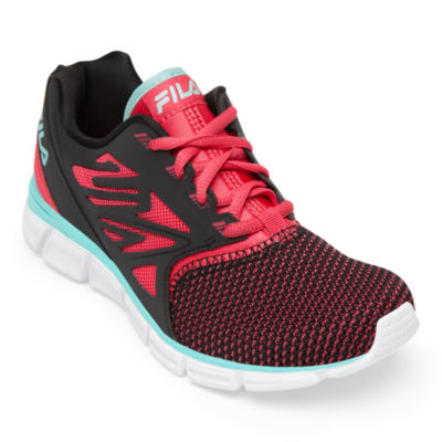 Fila Memory Multiswift Womens Running Shoes Lace-up