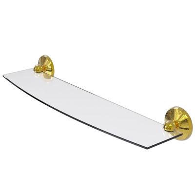 Allied Brass Prestige Monte Carlo Collection 24 INGlass Shelf