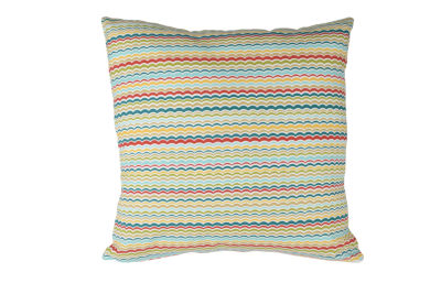 Jcpenney Outdoor Throw Pillows : Bold Decorative Stripes Outdoor Pillow - JCPenney