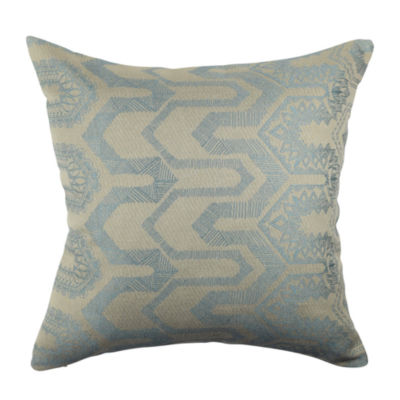 Vesper Lane Aztec Jacquard Throw Pillow