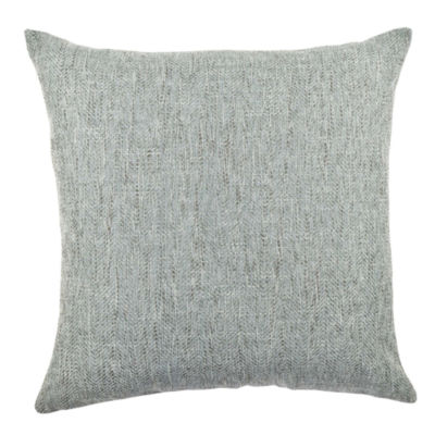 Vesper Lane Brown Chenille Designer Throw Pillow
