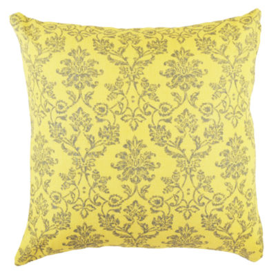 Vesper Lane Damask Designer Throw Pillow