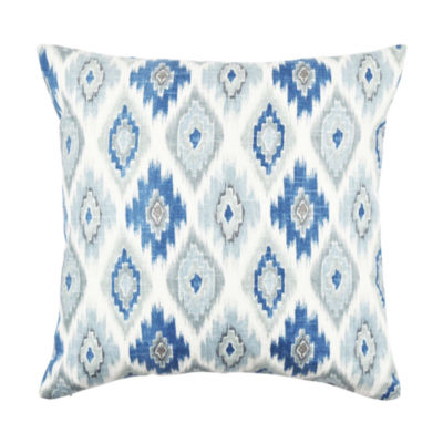 Blue Aztec Throw Pillows : Vesper Lane Light Blue Aztec Design Throw Pillow - JCPenney