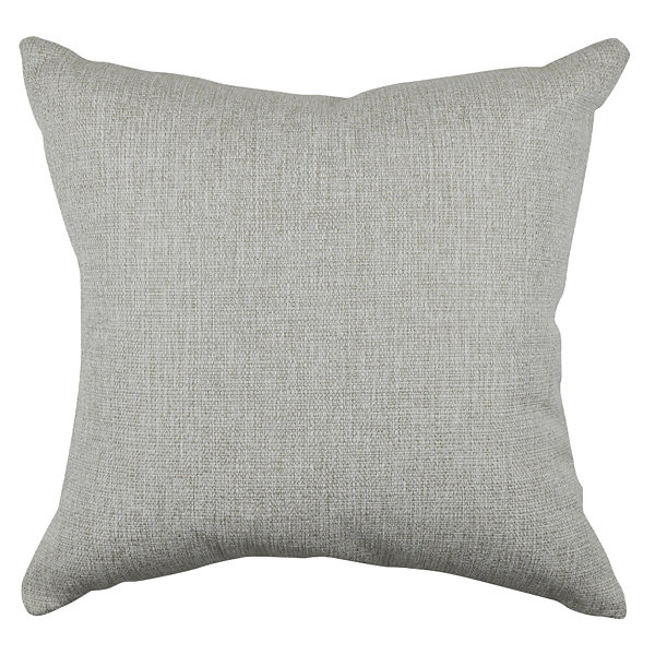 Vesper Lane Off-White Chenille Designer Throw Pillow