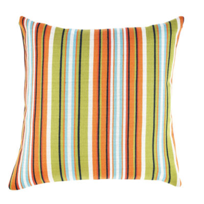 Vesper Lane Striped Designer Throw Pillow