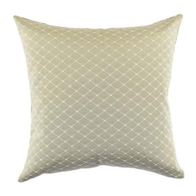 Vesper Lane Diamond Dot Designer Throw Pillow