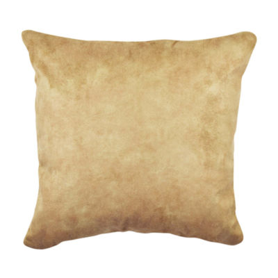 Vesper Lane Luxury Suede Designer Throw Pillow