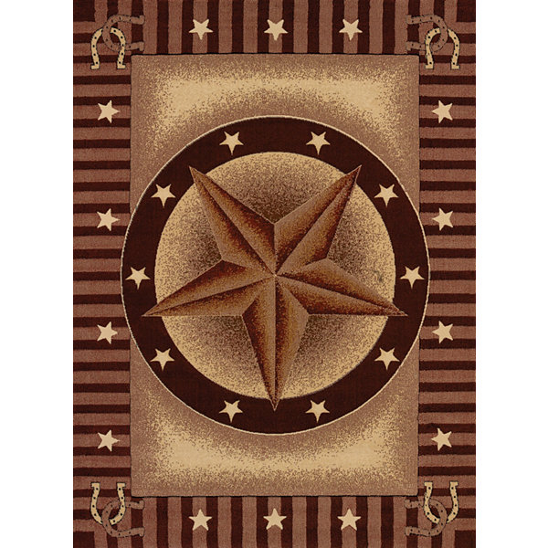 United Weavers China Garden Collection Texas RoadRectangular Rug