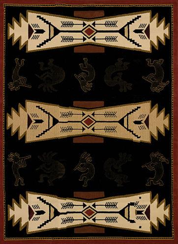 United Weavers China Garden Collection Trade WindsRectangular Rug