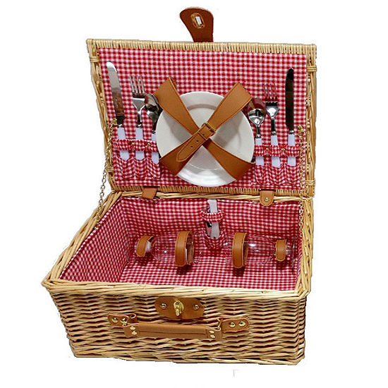 JCPenney Home Picnic Basket