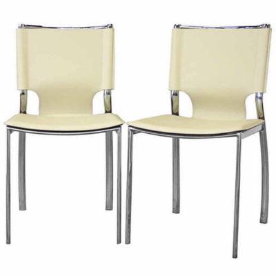 Baxton Studio Montclare 2-pc. Side Chair