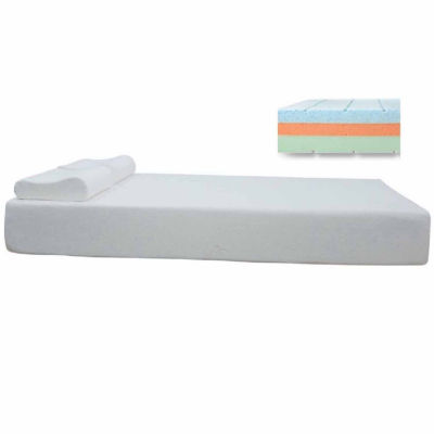 "Visco Memory Foam 10"" in Twin Size"