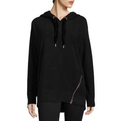 Xersion Brushed Fleece Zip Hoodie