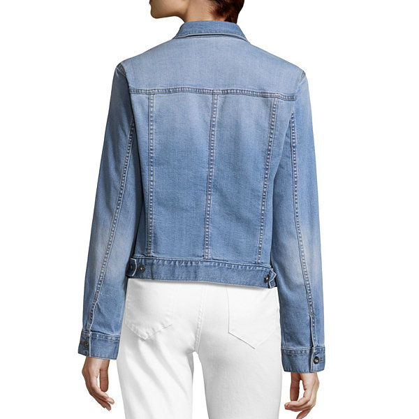 St. John's Bay Denim Jacket
